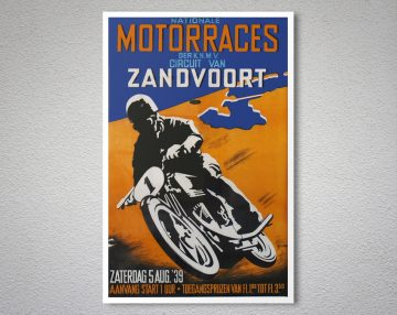 Race Arty Posters