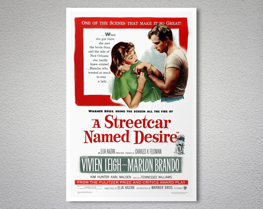an analysis of the play a streetcar named desire by tennessee williams A streetcar named desire by tennessee williams le petit theatre presents new orleans' signature play—the pulitzer prize-winning masterwork by america's.