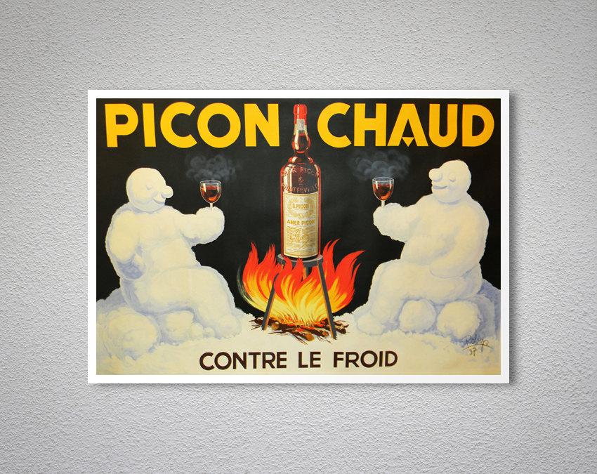 Picon chaud arty posters - Rideau contre le froid ...