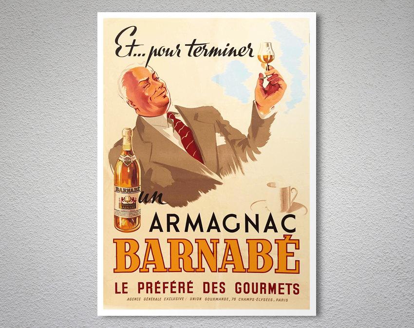 Пару постеров старой рекламы алкоголя. Арманьяк История,Алкоголь,Крепкие напитки,Реклама