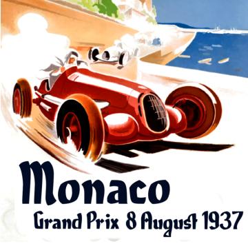 Grand Prix Posters