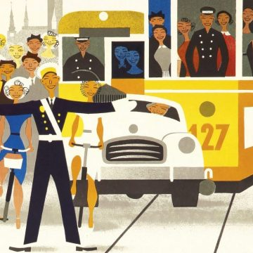 Transport Posters